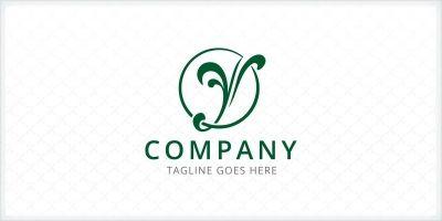 Stylized Letter Y  - Logo Template