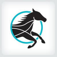 Black Horse - Logo Template