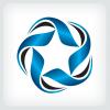 star-logo-template