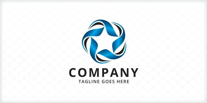 Star - Logo Template