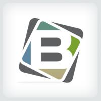 Letter B - Logo Template