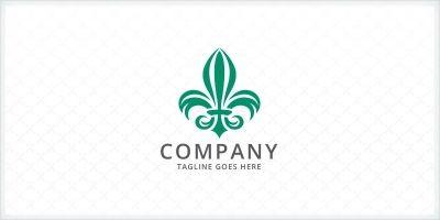 Fleur De Lis  - Logo Template