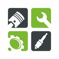 Auto Parts Logo Template