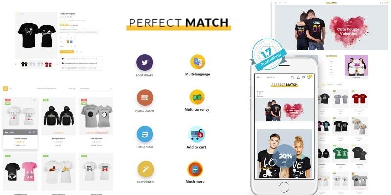 Ap Perfect Match - PrestaShop Theme