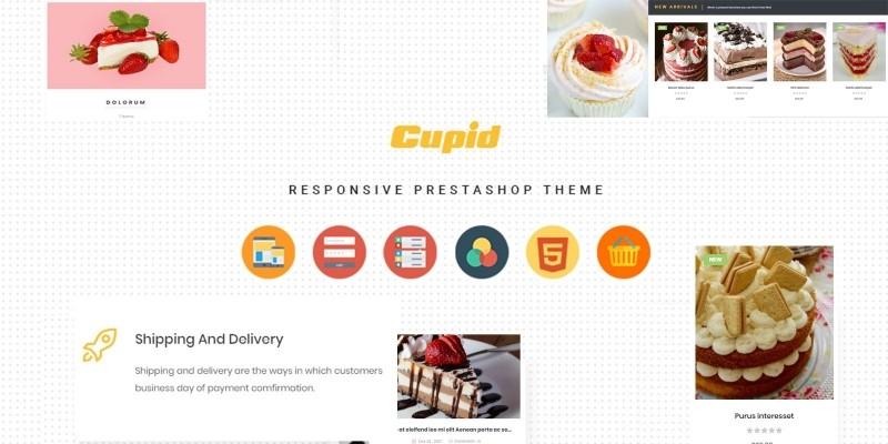 Ap Cupid PrestaShop Theme