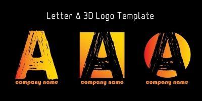 A - Logo Template