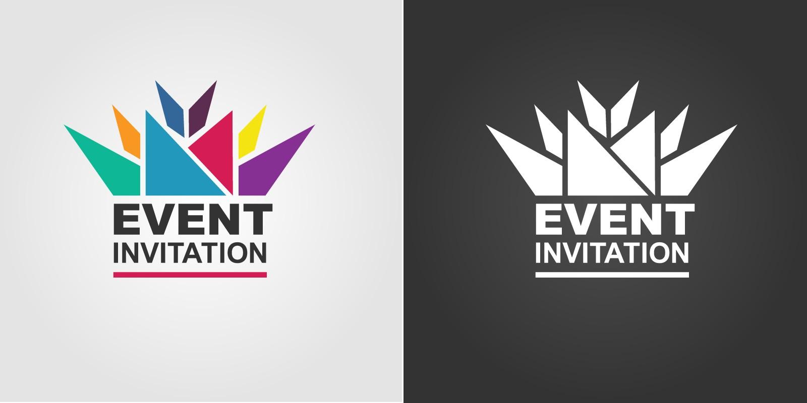 Event Invitation logo Template
