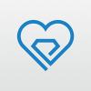 heart-diamond-logo-template
