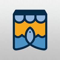 Fish Store - Logo Template