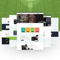 VNut - Cloud Service Hosting WordPress Theme
