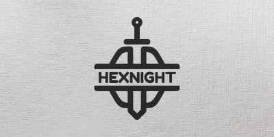 Hexnight Logo Template