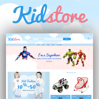 Kids And Toys Prestashop Theme