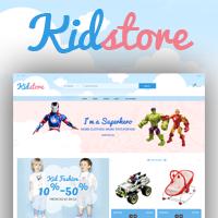 Kids And Toys Prestashop Theme