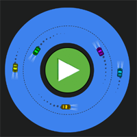 Arena Car Driver Unity3D Source Code