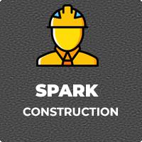 Spark Construction - WordPress Construction Theme