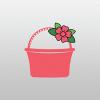 flower-basket-logo-template