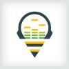 music-equalizer-bee-logo