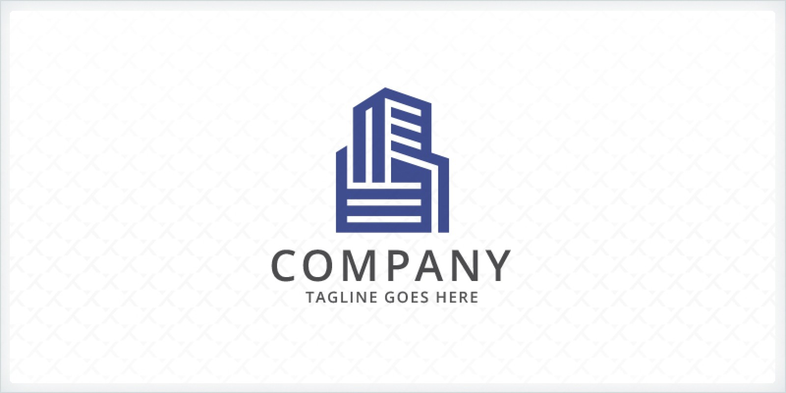 Building - Construction Logo