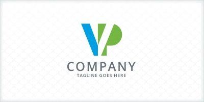Letters VP Logo