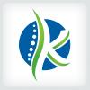 letter-k-spine-chiropractic-logo