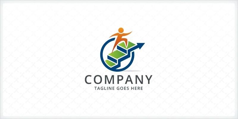 People Step Up Logo