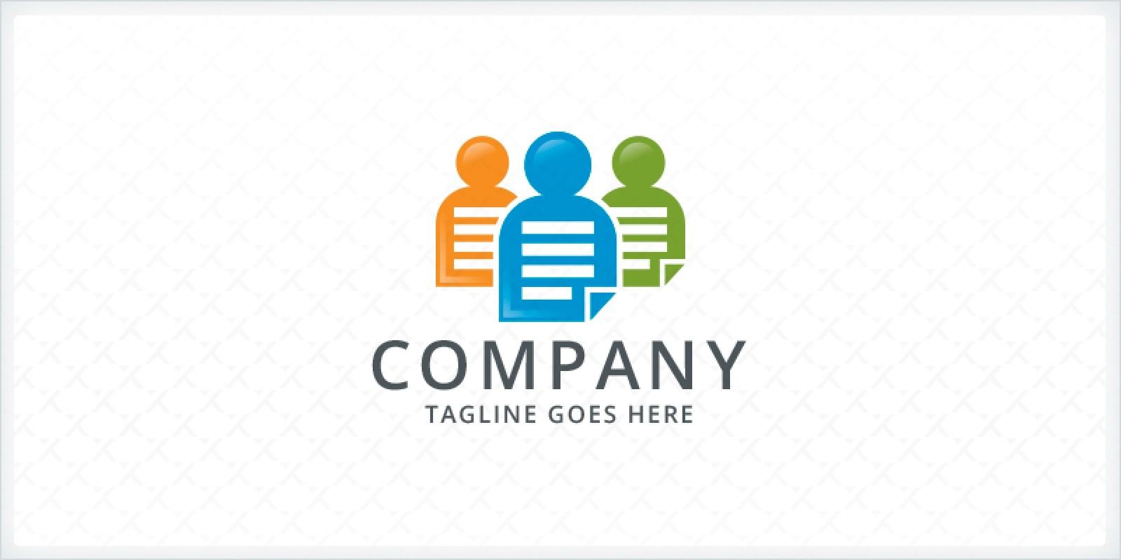People Paper Logo