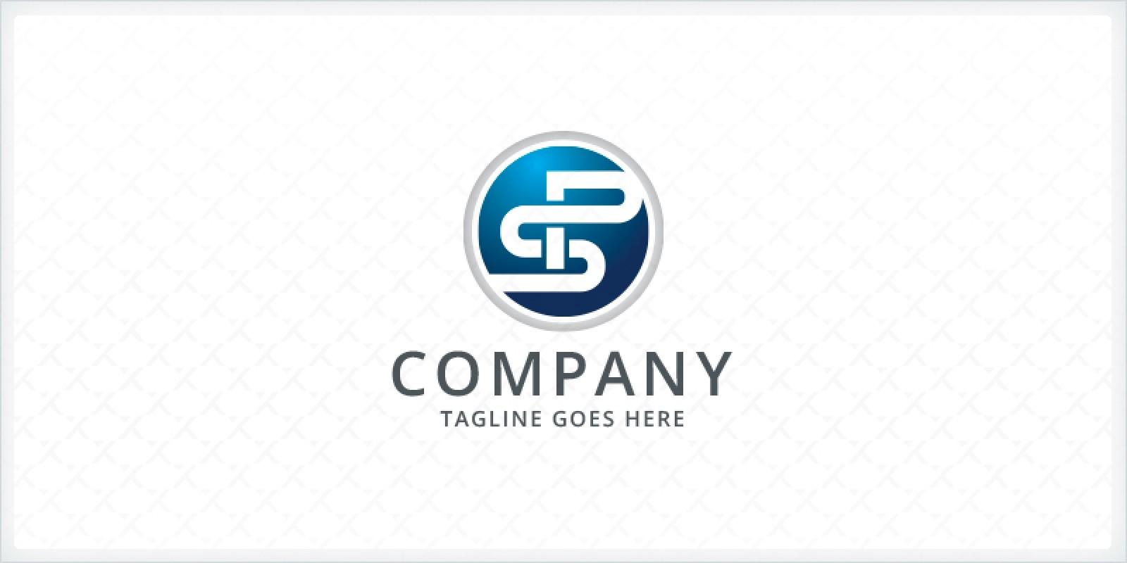 Letters SP Logo
