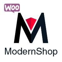 ModernShop Pro - Full Woocommerce Store App Ionic