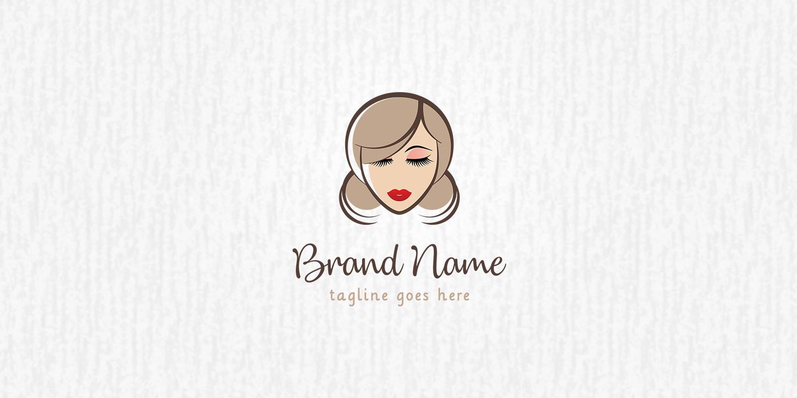 Elegant Girl - Logo Template