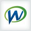 letter-w-speech-bubble-logo