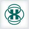 interconnected-letter-h-logo
