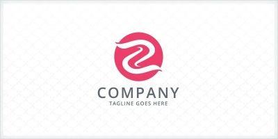 Stylized Letter Z Logo