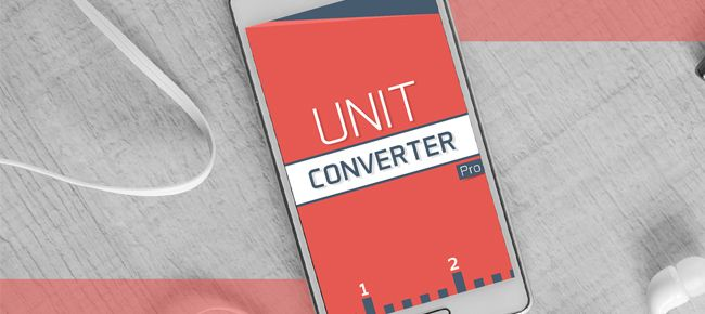 Digital Unit Converter – Android Source Code