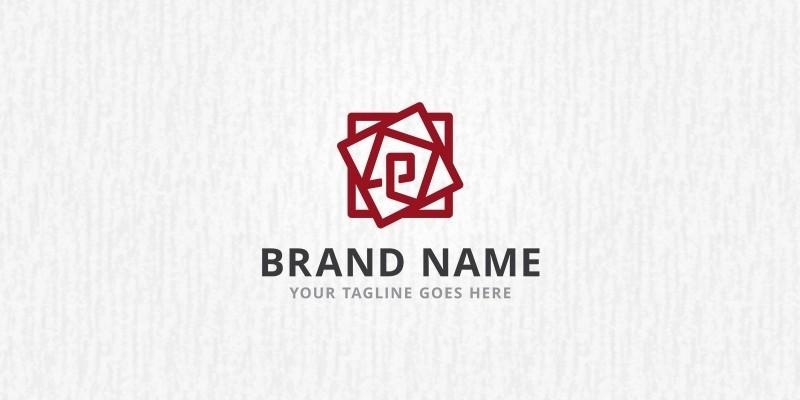 Simple Rose - Logo Template
