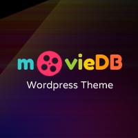 MovieDB Wordpress Theme