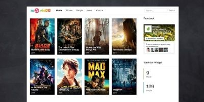 MovieDB Wordpress Theme