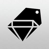 Diamond Tag Logo Template