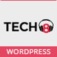 Tech8 - Digital WooCommerce Theme