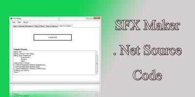 SFX Maker .Net Application Source Code