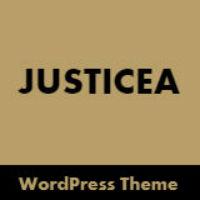 Justicea WordPress Theme