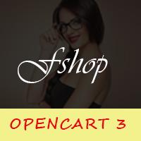 fShop - Multipurpose eCommerce OpenCart Theme