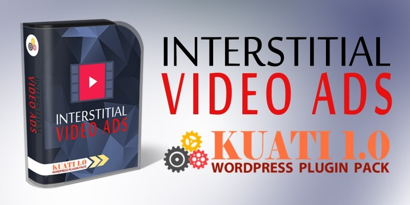 Kuati Interstitial Video Ads WordPress Plugin