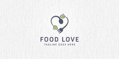 Bio Food Love Logo