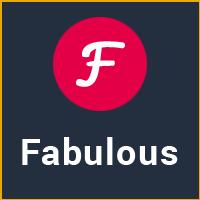 Fabulous - Multipurpose eCommerce HTML Template