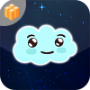 happy-cloud-in-the-space-buildbox-game-template