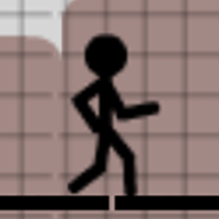 Stickman Running Complete Project