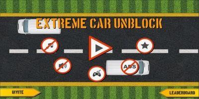 Extreme Car Unblock - Complete Unity Project