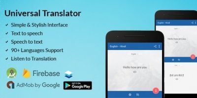 Universal Translator - Android Source Code