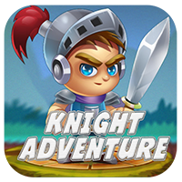 Knight Adventure Buildbox Template