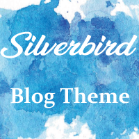 SilverBird - Elegant WordPress Blogging Theme